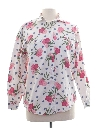 Womens Totally 80s Style Shirt