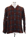 Mens Mod Flannel Shirt