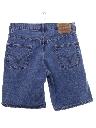 Unisex Levis Denim Jeans Shorts