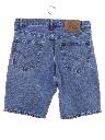 Mens Levis 505 Denim Shorts