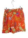 Womens Wicked 90s High Waist Denim Mom Shorts