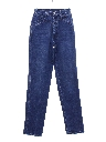 Womens High Waisted Denim Mom Jeans Pants