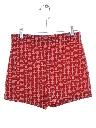 Womens Mod Hotpants Shorts