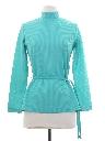 Womens Mod Knit Shirt