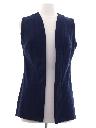 Womens Knit Vest