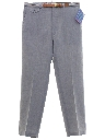 Mens Preppy Slacks Pants