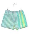 Mens Totally 80s Swim Shorts