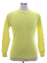 Womens Neon Knit Shirt