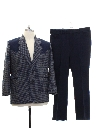 Mens Western Style Combo Disco Suit