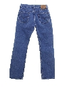 Womens Levis 552s Denim Jeans Pants