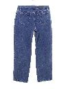 Womens Lee Straight Leg Denim Jeans Pants