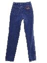 Womens Wrangler Denim Jeans Pants