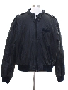 Mens Quilted Lined Members Only Jacket