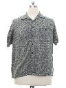 Mens Rayon Sport Shirt