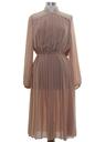 Womens Victor Costa Designer Dress