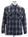 Mens Flannel Board Shirt