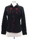 Womens Rodeo Style Western Shirt