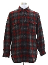 Mens Pendleton Flannel Shirt