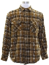 Mens Dickies Flannel Shirt