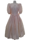Womens Gunne Sax Prom Or Cocktail Dress