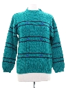 Womens Totally 80s Style Sweater