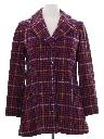 Womens Wool Pendleton Jacket