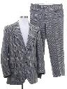 Mens European Designer Mod Suit