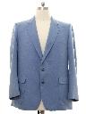 Mens Disco Blazer Style Sport Coat Jacket