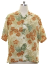 Mens Tommy Bahama Hawaiian Shirt