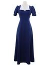 Womens Knit Maxi Dress