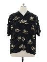 Mens Hawaiian Style Shirt