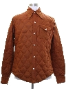 Mens Mod Quilted Ski Shirt-Jack Jacket