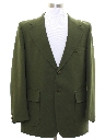 Mens Disco Blazer Style Sport Coat Jacket