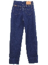 Womens Britannia Highwaisted Denim Jeans Pants