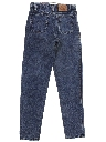 Unisex Levis 550 Totally 80s Stone Washed Denim Jeans Pants