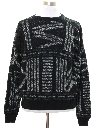 Mens Gitano Totally 80s Cosby Style Sweater