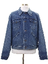 Mens Wrangler 126MJ Western Denim Jacket