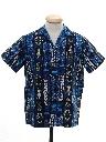 Unisex Mod Hawaiian Shirt