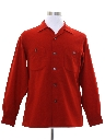 Mens Pendleton Wool Flannel Board Shirt