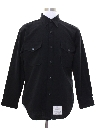 Mens US Navy Uniform Work Shirt