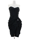 Womens Wicked 90s Prom Or Cocktail Wiggle Dress