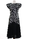 Womens Wicked 90s Prom Or Cocktail Dress