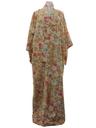 Womens Japanese Kimono Robe
