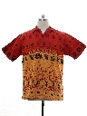 Mens Wicked 90s Graphic Sport Shirt