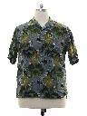 Mens Tommy Bahama Silk Hawaiian Shirt