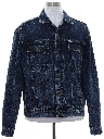 Mens Totally 80s Guess Denim Jacket