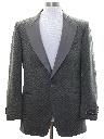 Mens Christian Dior Tuxedo Blazer Jacket