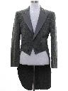 Mens Christian Dior Tails Tuxedo Jacket