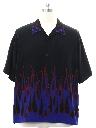 Mens Wicked 90s Club or Rave Shirt