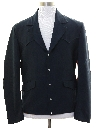 Mens Mod Disco Western Blazer Sport Coat Jacket
